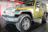 Jeep Wrangler Unlimited Mountain Wrangler Edition 2010