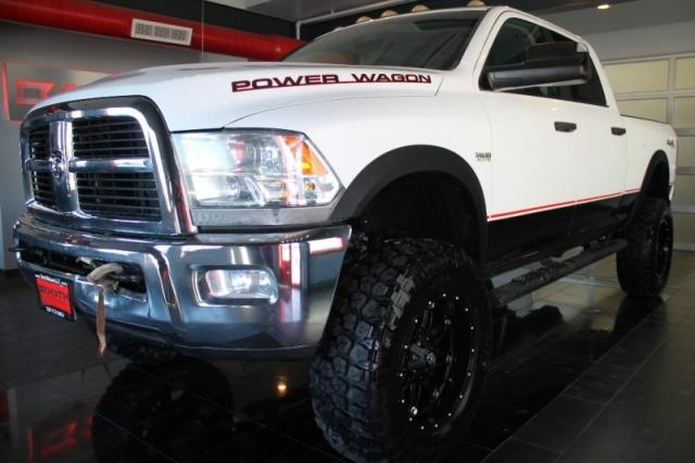 2011 RAM 2500 Crew Cab Power Wagon Lifted!
