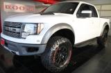 Ford F-150 Supercab 4WD SVT Raptor 2010