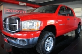 Dodge Ram 2500 Mega Cab 6 Speed Manual 2006