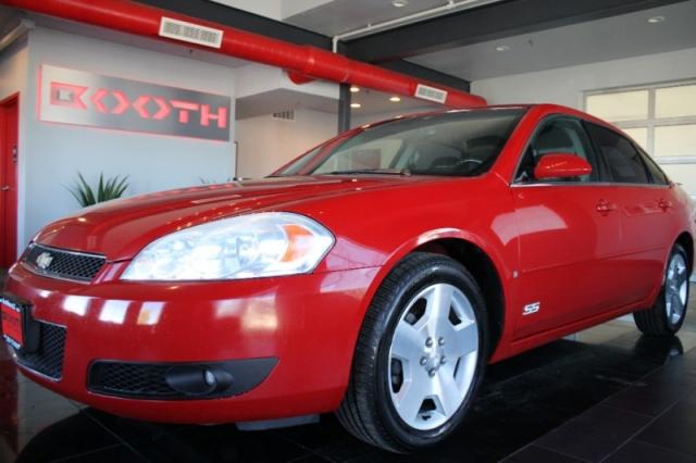 2008 Chevrolet Impala SS V8