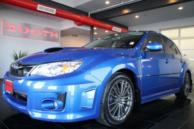 2013 Subaru WRX Lmited