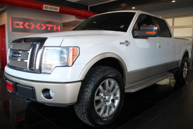 2009 Ford F-150 Supercrew King Ranch