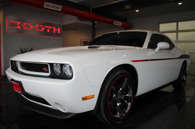 2014 Dodge Challenger R/T Redline