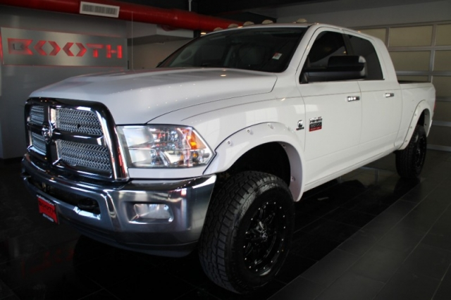2010 Dodge Ram 3500 Mega Cab Big Horn