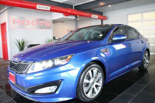 2012 Kia Optima SX-T Turbo Loaded!