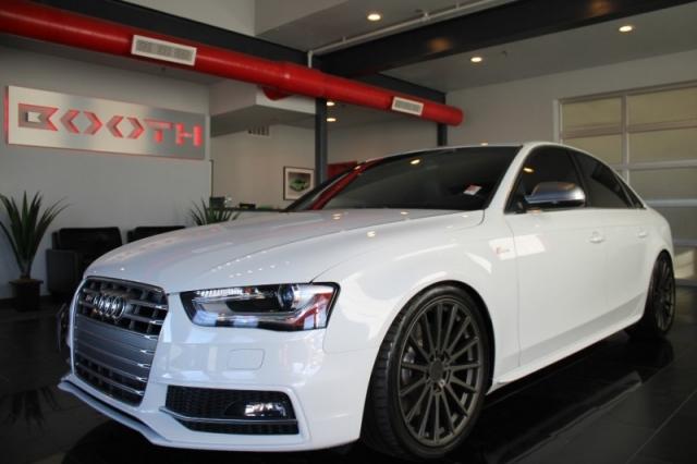 2013 Audi S4 Sedan Premium Plus Auto