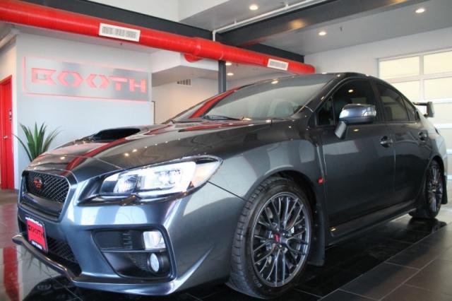 2017 Subaru Impreza Sedan WRX STi Limited