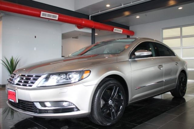 2013 Volkswagen CC Sport 6 Speed Manual