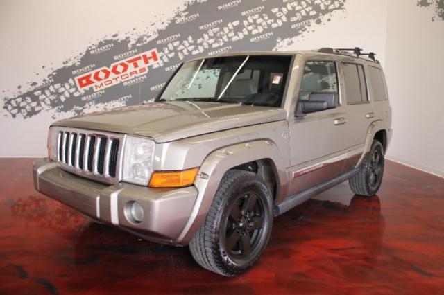 2006 Jeep Commander Limited Hemi
