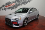 Mitsubishi Lancer Evolution MR 2008