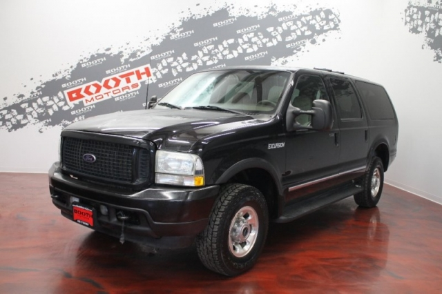 2003 Ford Excursion Limited 7.3 Diesel