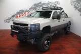 Chevrolet Silverado Crew Cab LT Lifted! 2009