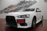 Mitsubishi Lancer Evolution MR 2012