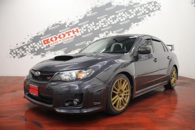 2011 Subaru Impreza STI