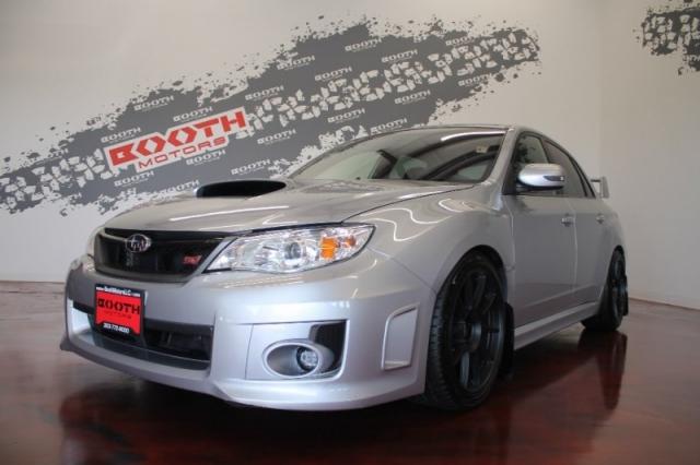 2013 Subaru STI Premium