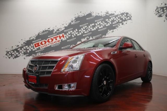2009 Cadillac CTS-4
