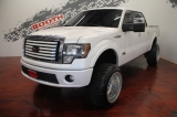 Ford F-150 Supercrew Limited Lifted! 2011