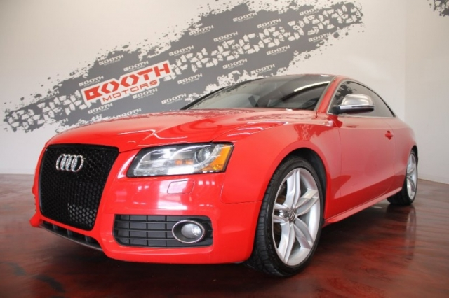 2008 Audi S5 2dr Cpe Inventory Booth Motors Auto Dealership In