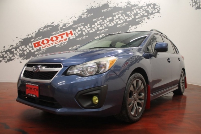 2013 Subaru Impreza Sport Wagon Premium Inventory Booth Motors
