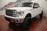 Ford F-150 Lariat Supercrew Ecoboost 2013