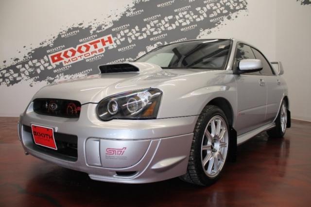 2005 Subaru Impreza STI