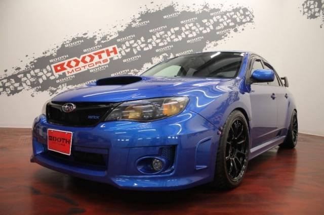 2013 Subaru WRX Limited
