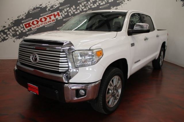 2014 Toyota Tundra Limited 4WD