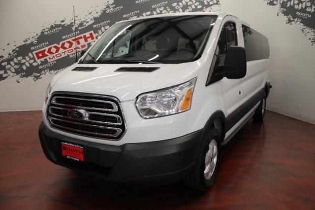 2017 Ford Transit 350 XLT