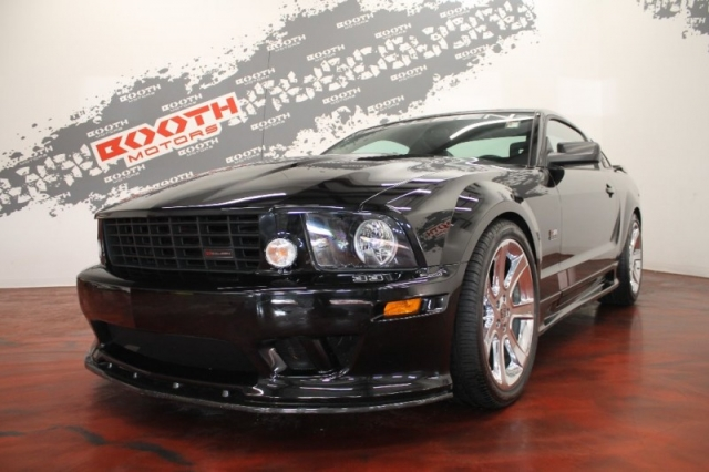 2006 Ford Mustang Saleen Extreme