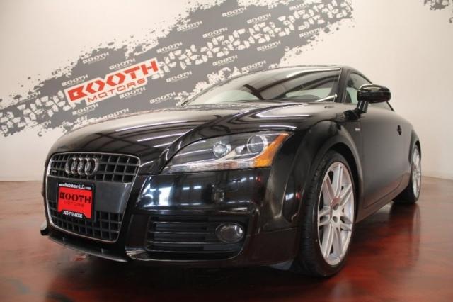 2009 Audi TT S-Line