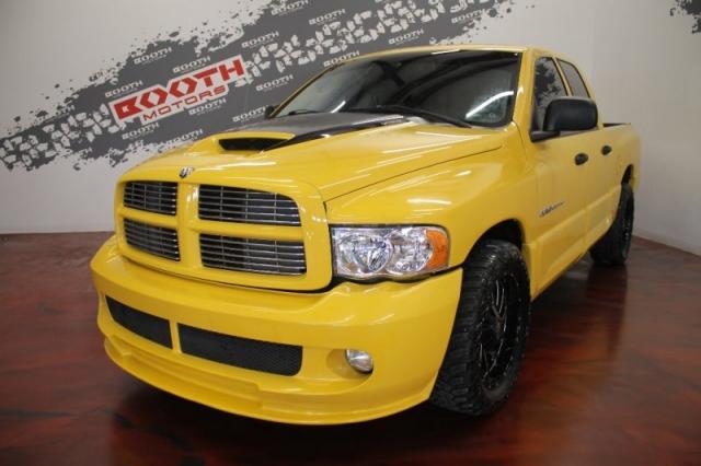 2005 Dodge Ram SRT-10 Yellow Fever!