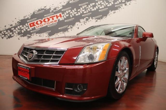 2009 Cadillac XLR Platinum!