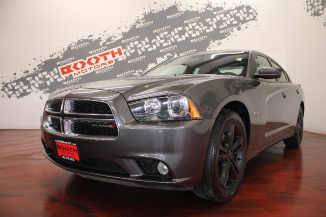 2013 Dodge Charger R/T AWD!