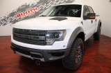 Ford F-150 Supercrew Raptor SVT 2013