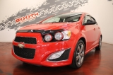 Chevrolet Sonic RS Turbo 2015