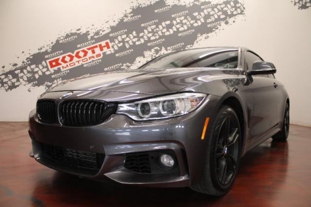 2016 BMW 435i xDrive M-Sport AWD