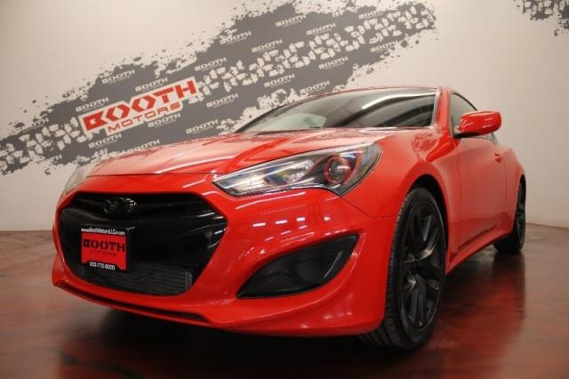 2013 Hyundai Genesis Turbo!
