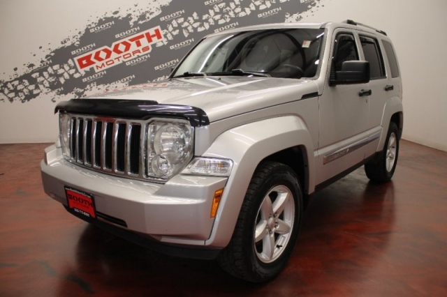 2012 Jeep 4WD Liberty Limited