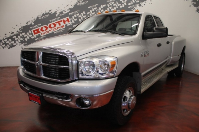 2007 Dodge Ram 3500 Big Horn