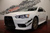 Mitsubishi Lancer Evolution GSR 2013