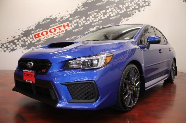 2018 Subaru STI Limited