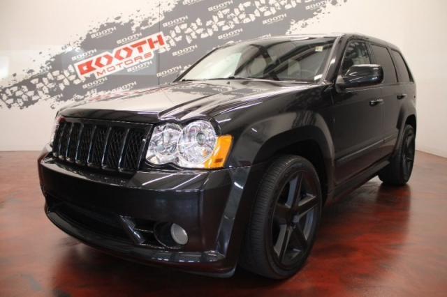 2010 Jeep Grand Cherokee SRT-8