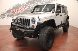 Jeep Wrangler Sahara Unlimited 2012