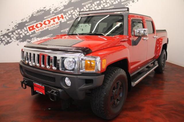 2009 Hummer H3T Truck
