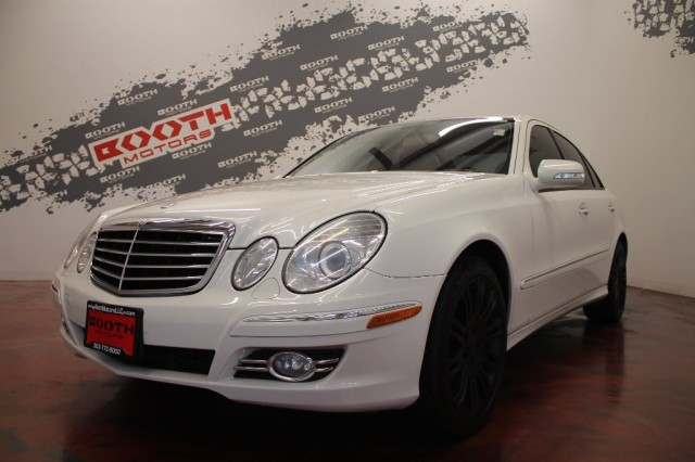 2008 Mercedes-Benz E350 4MATIC