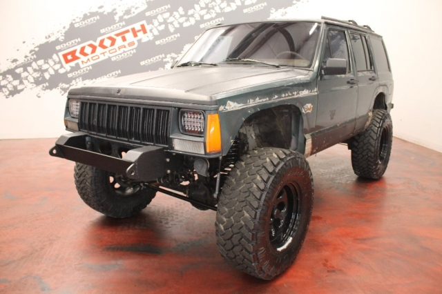 1994 Jeep Cherokee 4WD