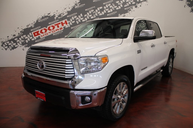 2014 Toyota Tundra Crewmax 4WD Limited