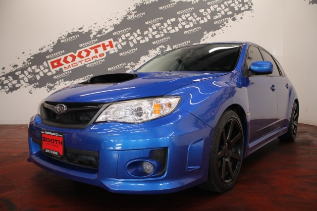 2012 Subaru Impreza Wagon WRX Premium