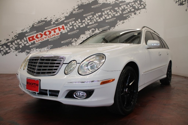 2007 Mercedes-Benz E 350 Wagon